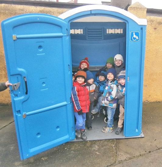 Poważne XIV Światowy Dzień Toalety MJ14